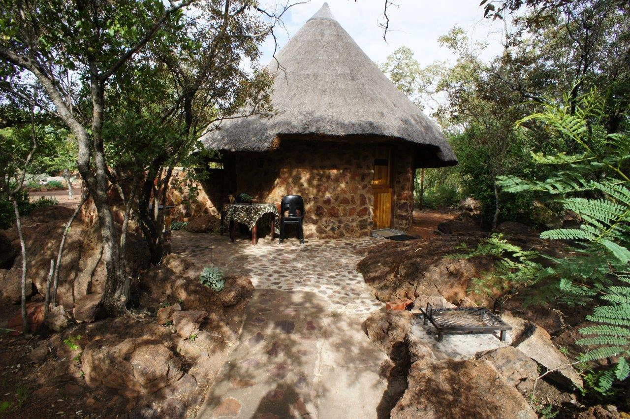 Cheeta & Zebra - MooiPlasie Bushcamp/Lodge