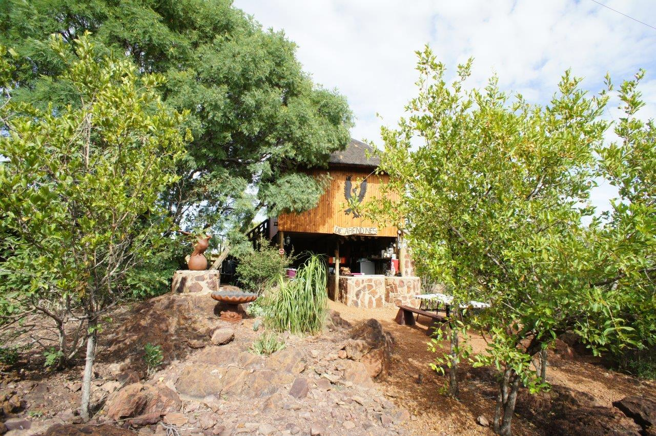 Arendsnes - MooiPlasie Bushcamp/Lodge